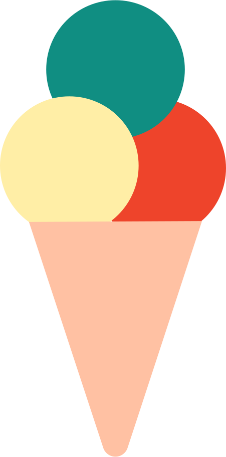 ice cream Clipart illustration in PNG, SVG