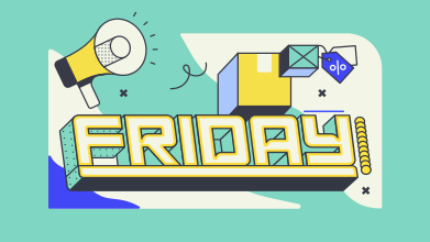 style Friday images in PNG and SVG | Icons8 Illustrations