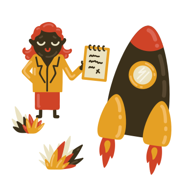 style Rocket launch images in PNG and SVG | Icons8 Illustrations