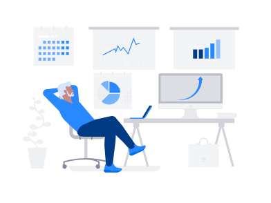 style Business is growing images in PNG and SVG | Icons8 Illustrations