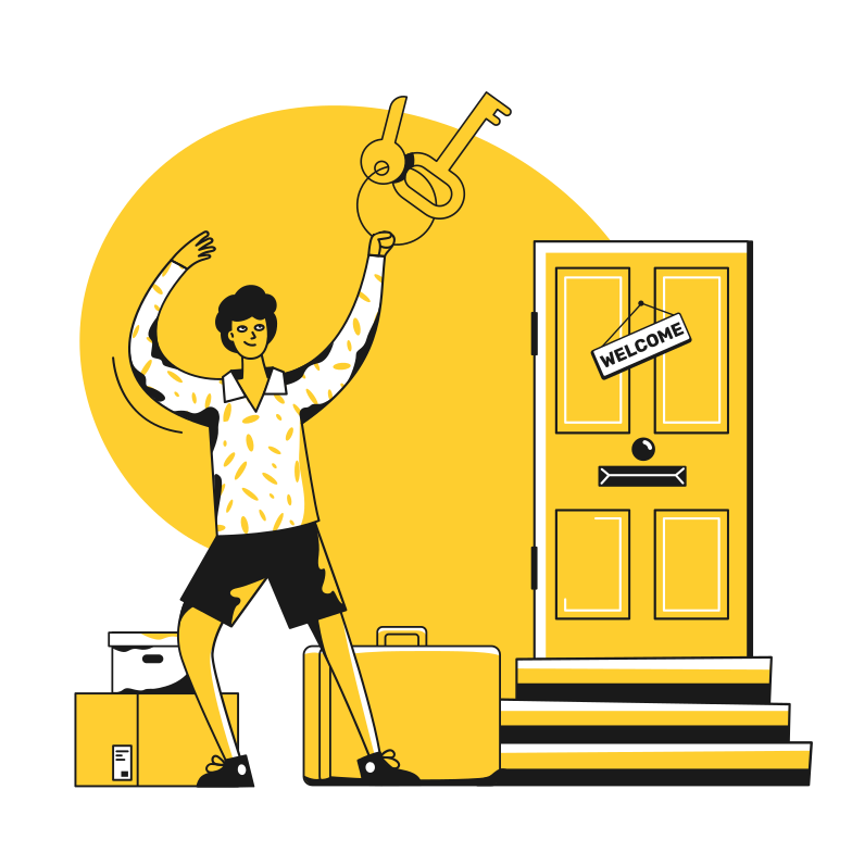 style New house Vector images in PNG and SVG | Icons8 Illustrations