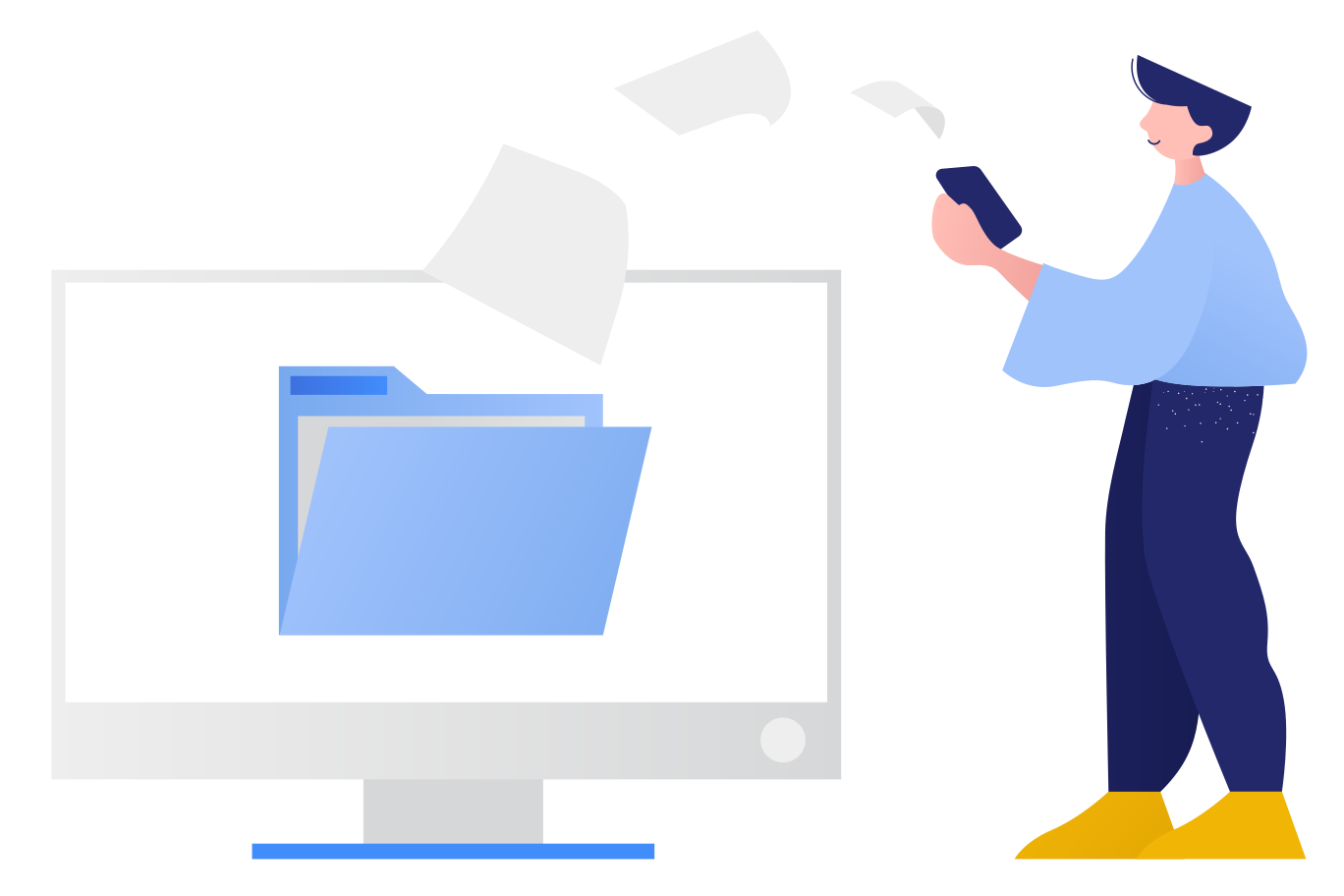 Datei übertragung Clipart-Grafik als PNG, SVG