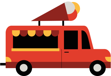 style food truck images in PNG and SVG | Icons8 Illustrations