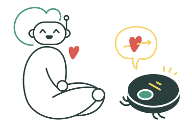 style Robolove images in PNG and SVG | Icons8 Illustrations