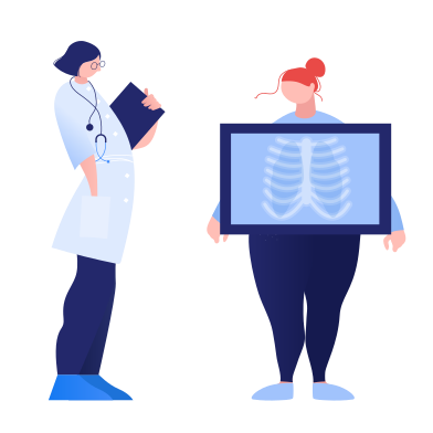 style Lung x-ray images in PNG and SVG | Icons8 Illustrations