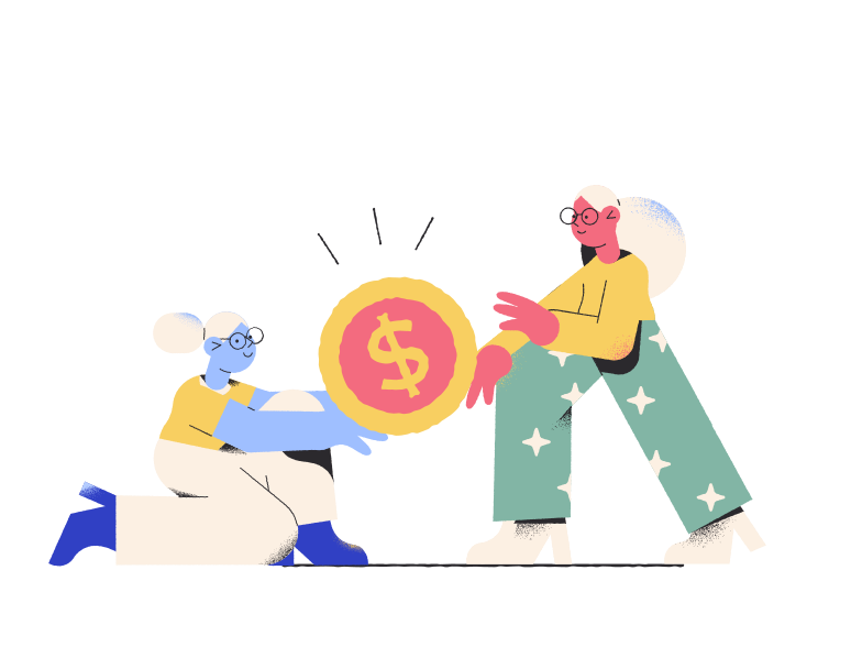 style Fighting over money  Vector images in PNG and SVG | Icons8 Illustrations