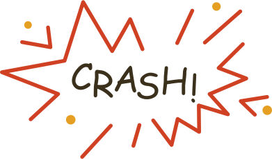 style crash images in PNG and SVG | Icons8 Illustrations