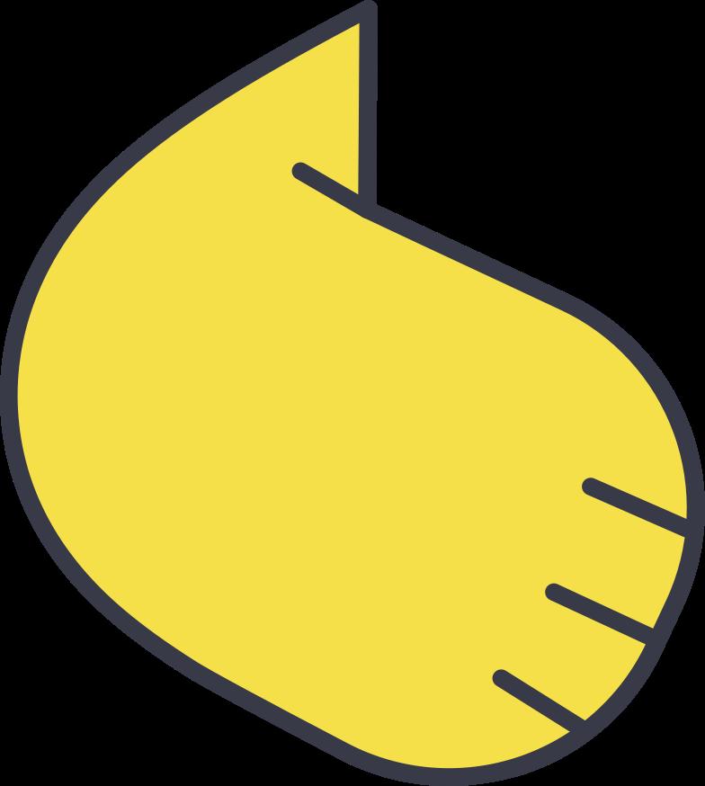 left hand Clipart illustration in PNG, SVG