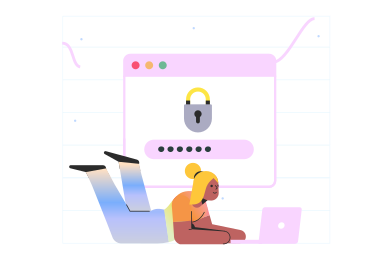 style Strong password images in PNG and SVG | Icons8 Illustrations