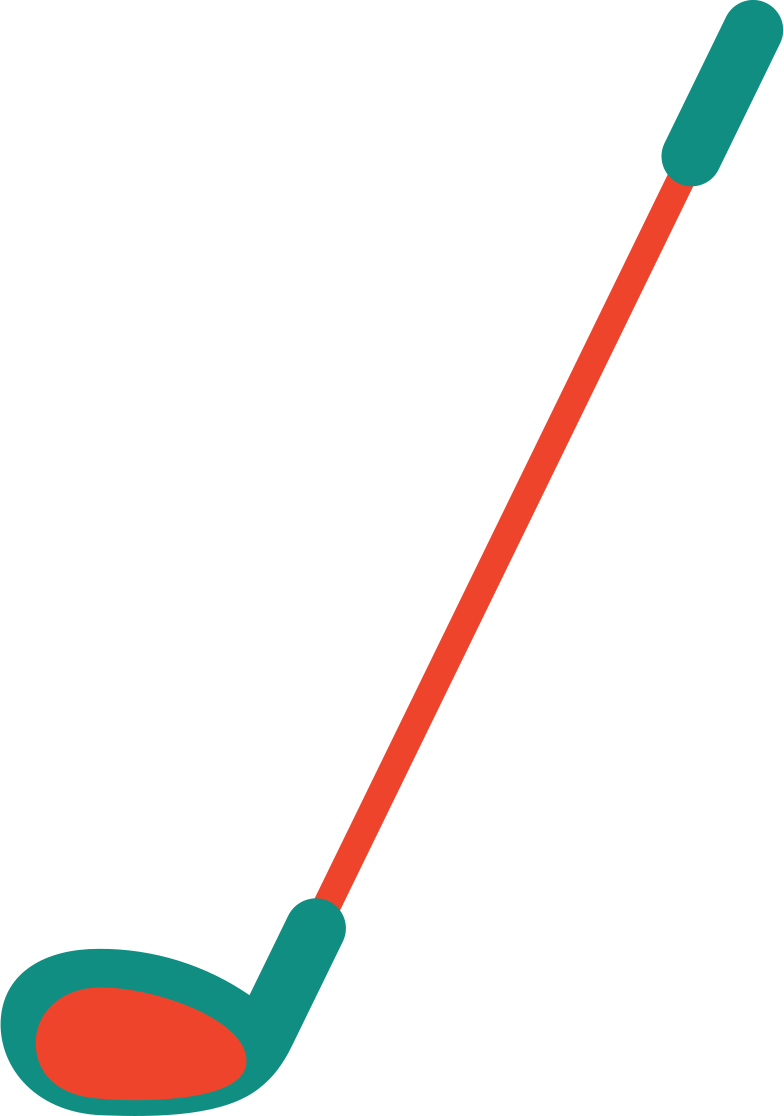 hockey stick Clipart illustration in PNG, SVG