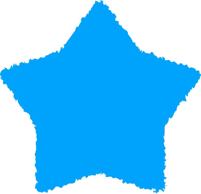 style star sky blue Vector images in PNG and SVG | Icons8 Illustrations