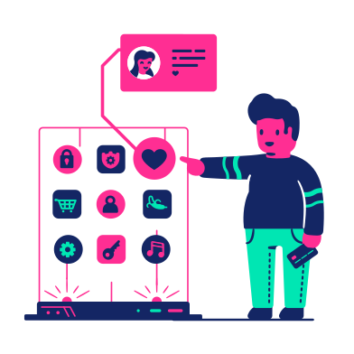 style Using the app images in PNG and SVG | Icons8 Illustrations