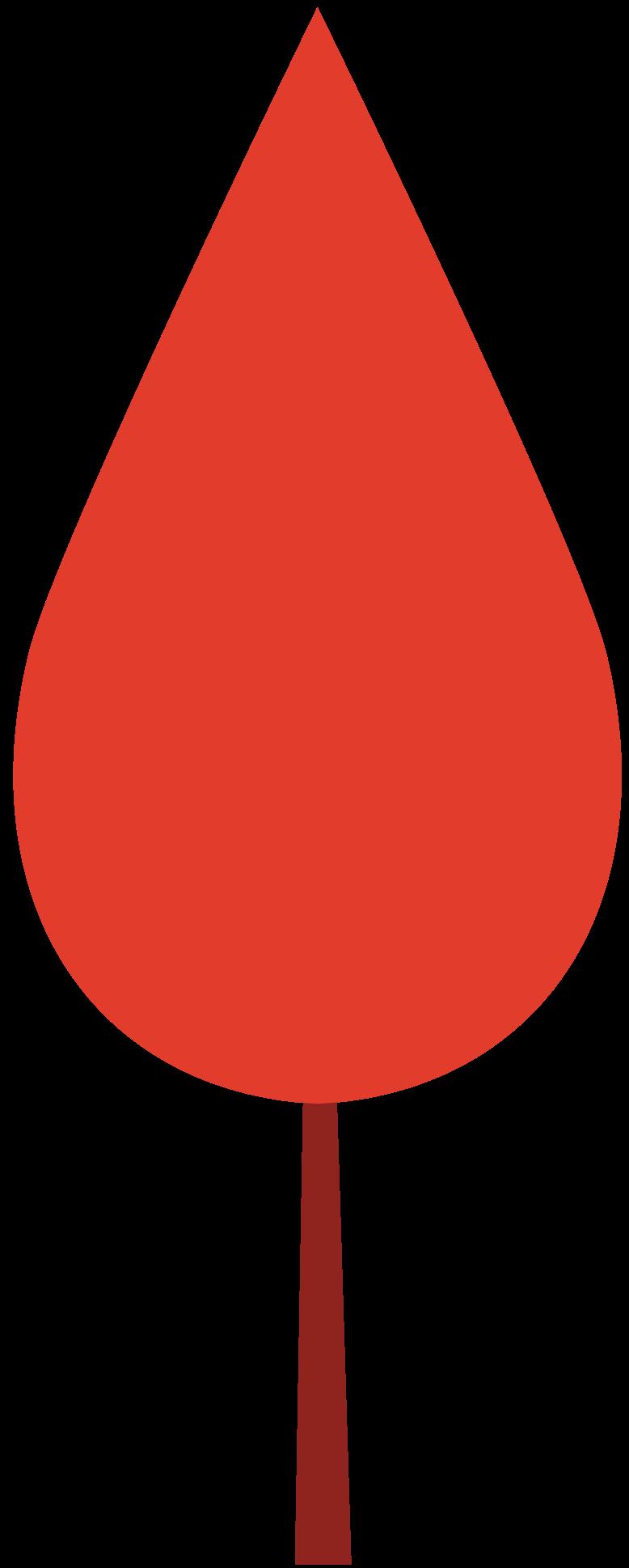 tree leaf Clipart illustration in PNG, SVG