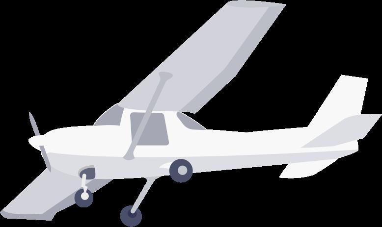 plane Clipart illustration in PNG, SVG