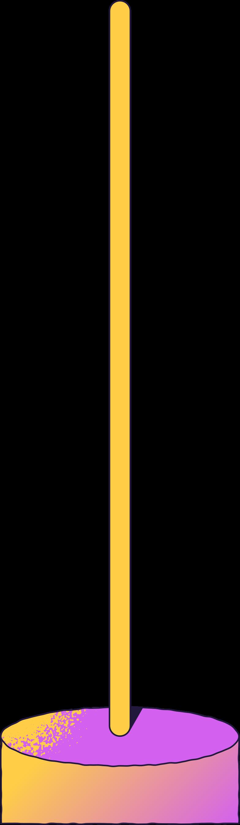 dancing pole Clipart illustration in PNG, SVG