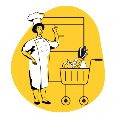 style Cook images in PNG and SVG | Icons8 Illustrations