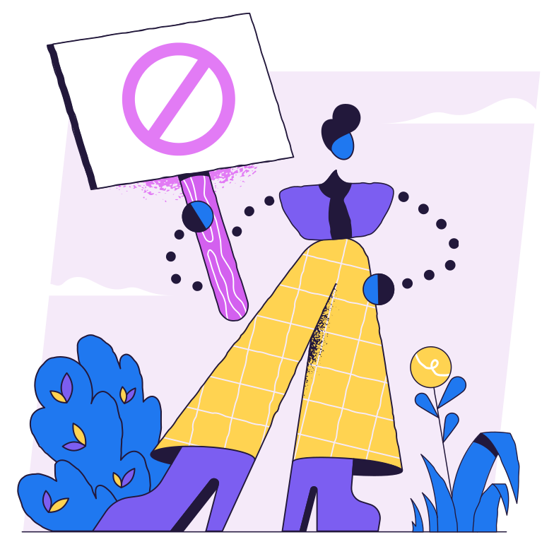 Access denied Clipart illustration in PNG, SVG