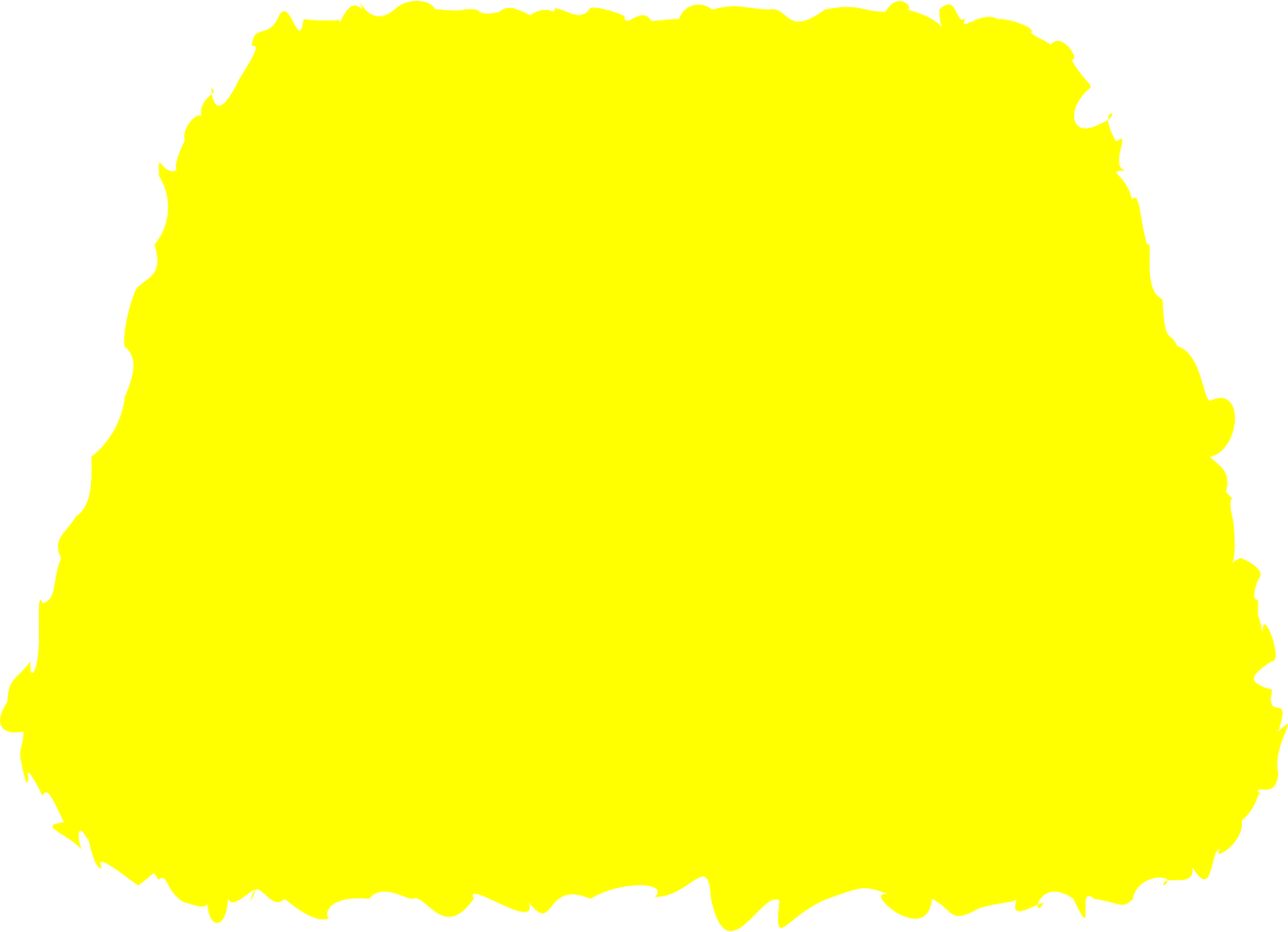 trapeze yellow Clipart illustration in PNG, SVG