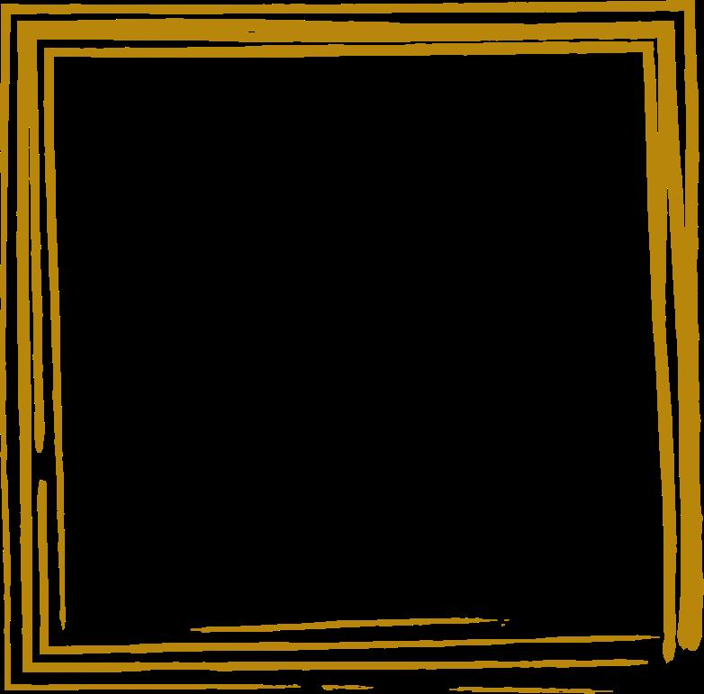 tk gold rectangle Clipart illustration in PNG, SVG