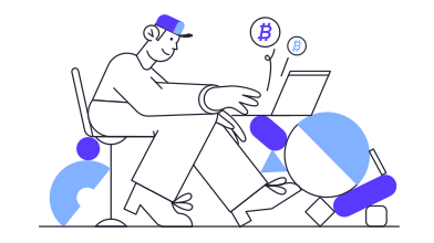 style Cryptocurrency images in PNG and SVG | Icons8 Illustrations