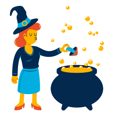 style Witch potion images in PNG and SVG | Icons8 Illustrations