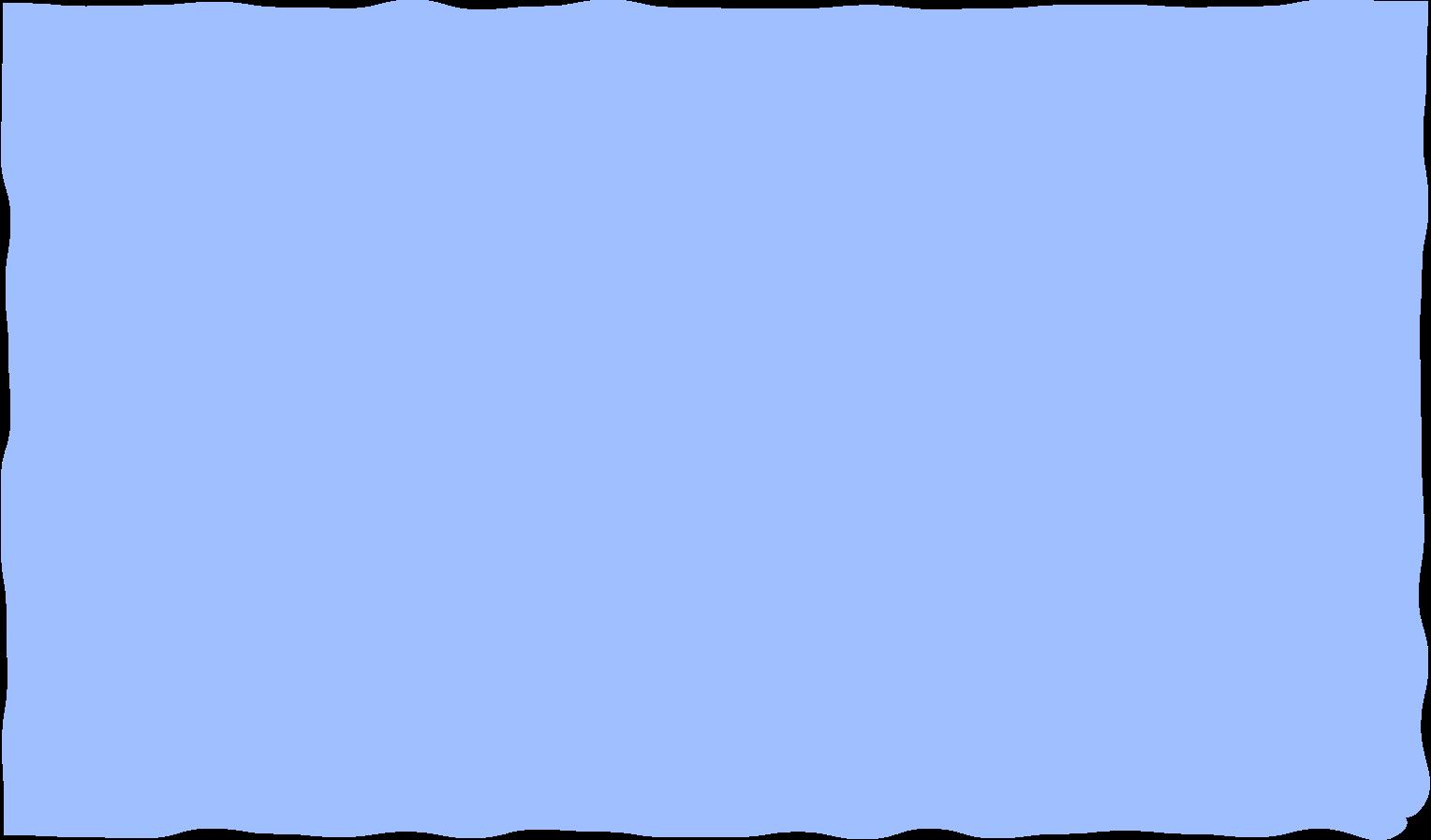rectangle light blue Clipart illustration in PNG, SVG