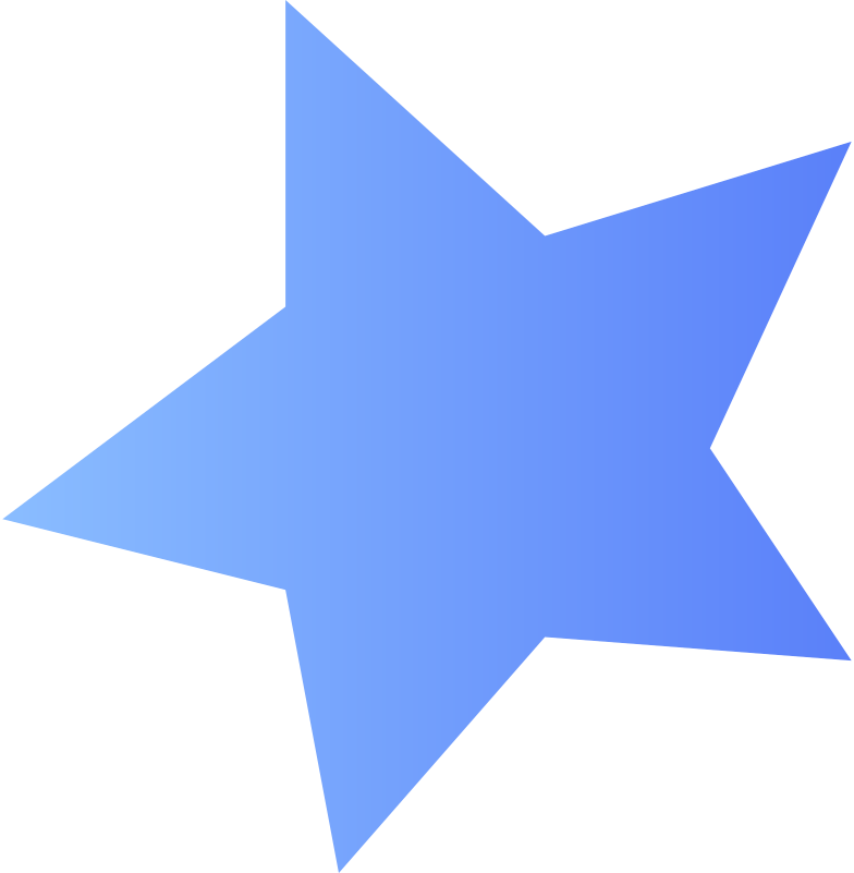 small star Clipart illustration in PNG, SVG