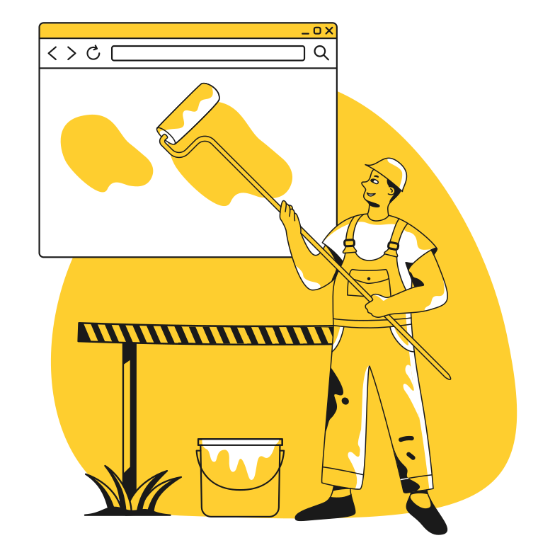 style Page under construction Vector images in PNG and SVG | Icons8 Illustrations