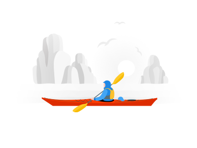 style Kayaking  images in PNG and SVG | Icons8 Illustrations