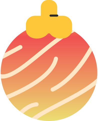 style christmas ball striped images in PNG and SVG | Icons8 Illustrations
