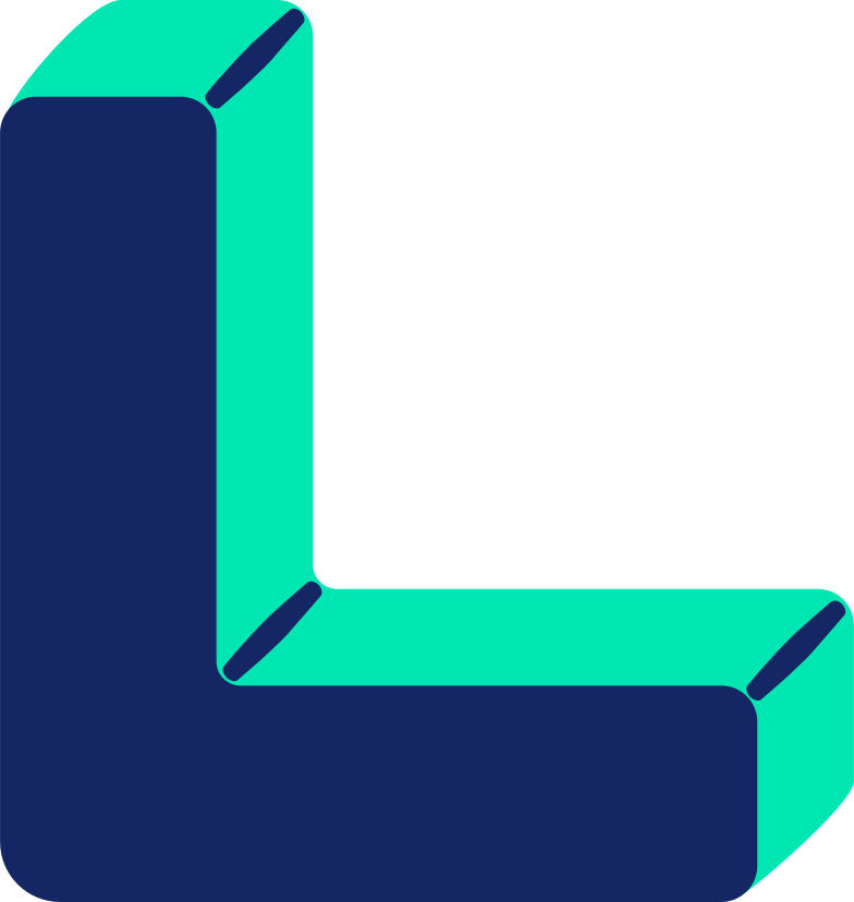 letter l Clipart illustration in PNG, SVG
