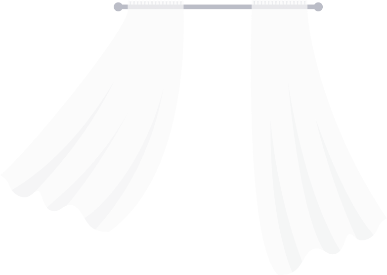 education  curtains Clipart illustration in PNG, SVG