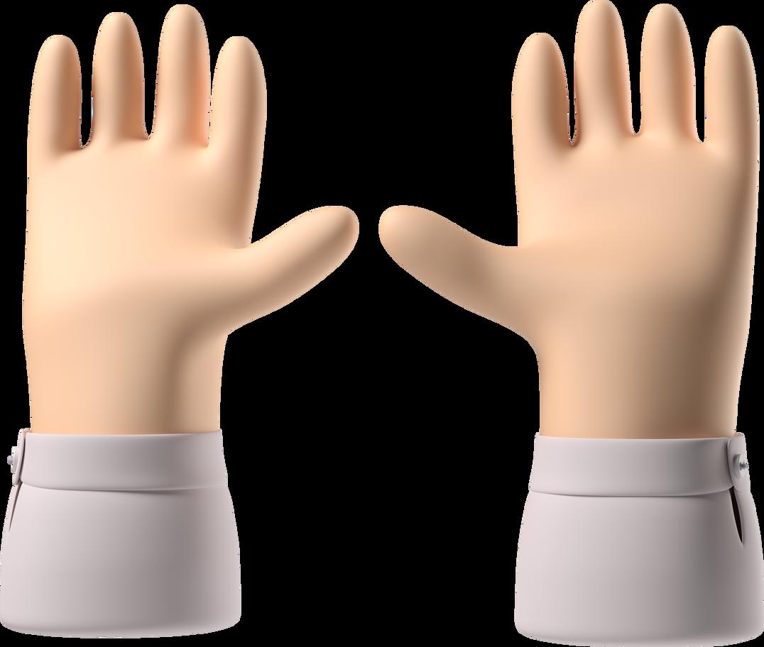 PNGとSVGの  スタイルの 手を上げる ベクターイメージ   Icons8 イラスト