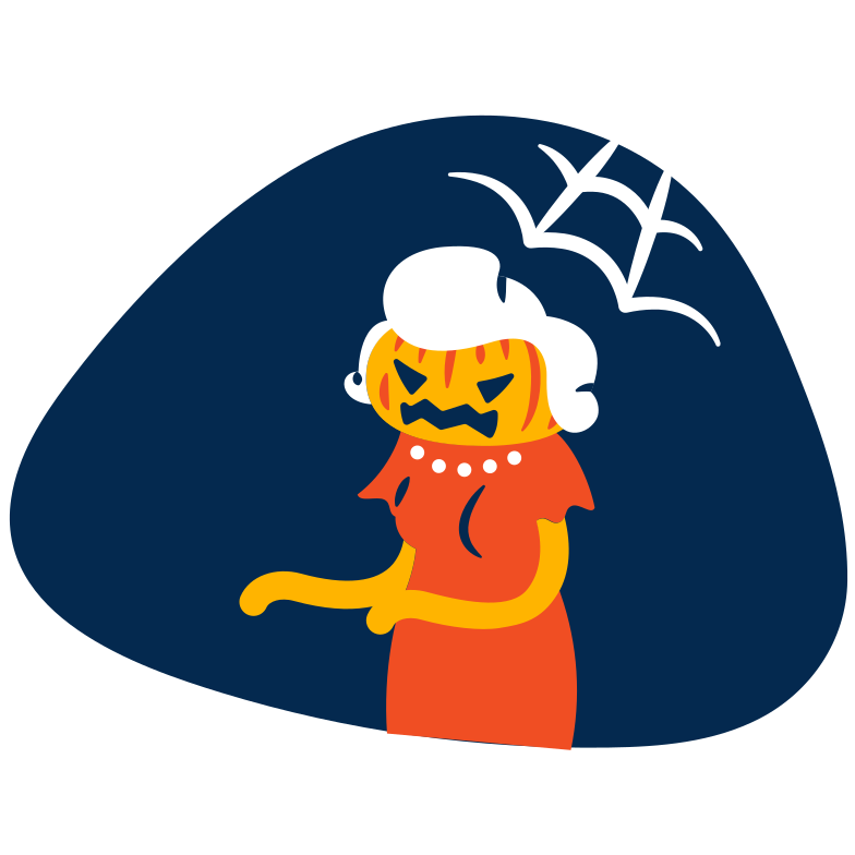 Halloween Clipart illustration in PNG, SVG