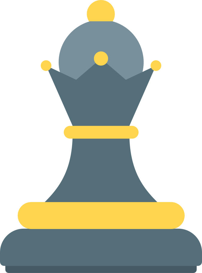 chess figure queen Clipart illustration in PNG, SVG