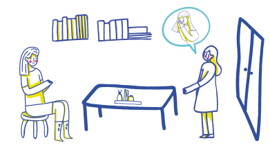 style Psychologist visit images in PNG and SVG | Icons8 Illustrations
