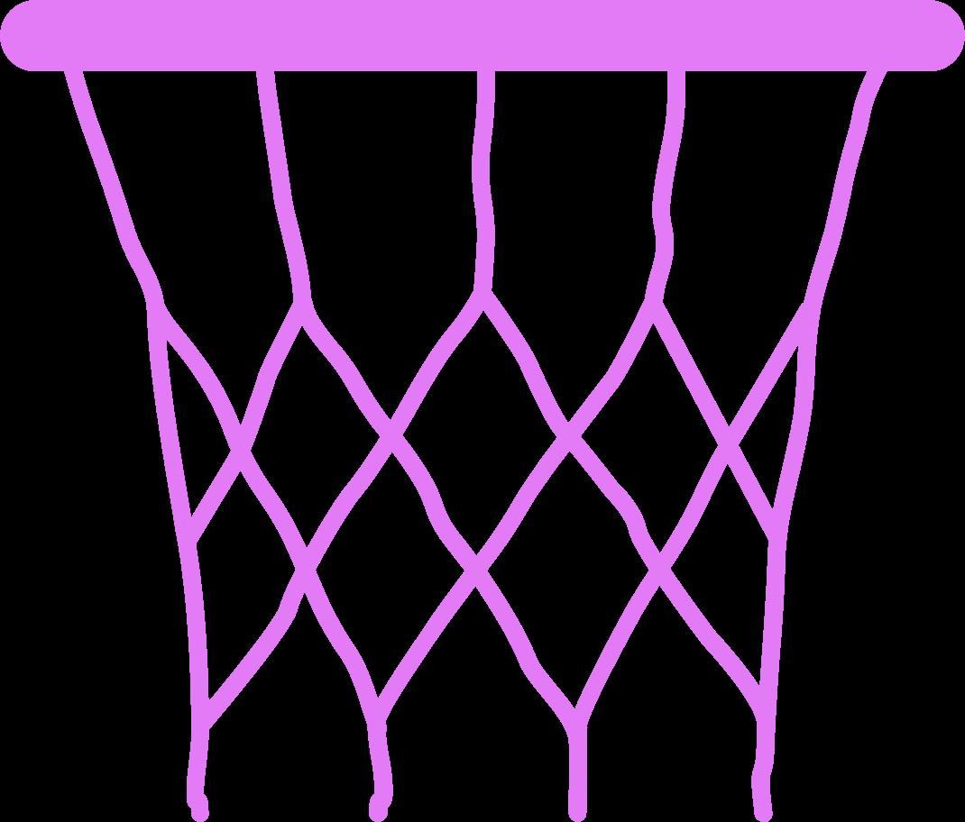 basketball-hoop Clipart illustration in PNG, SVG