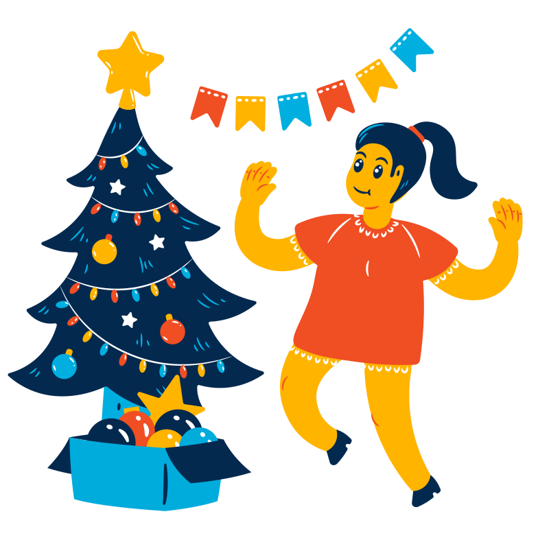 style Christmas preparation Vector images in PNG and SVG | Icons8 Illustrations