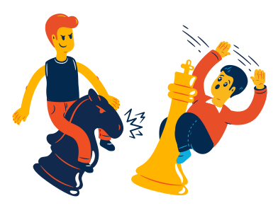 style Winning chess images in PNG and SVG | Icons8 Illustrations