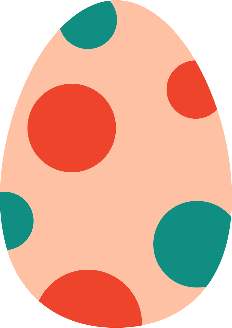 egg Clipart illustration in PNG, SVG
