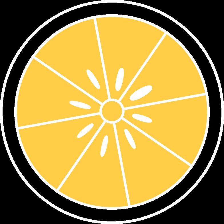 lemon Clipart illustration in PNG, SVG