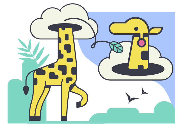 Wild Clipart illustration in PNG, SVG