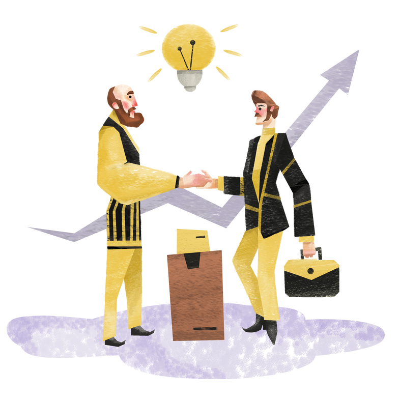 Business Clipart illustration in PNG, SVG