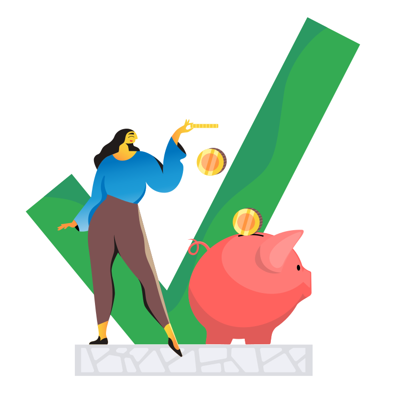 style Financial savings Vector images in PNG and SVG | Icons8 Illustrations