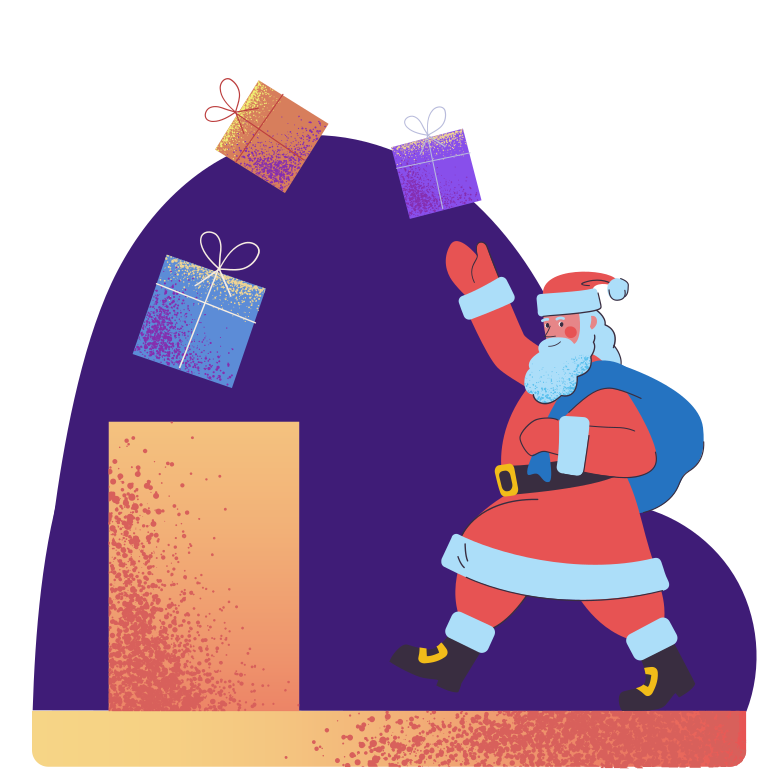 style Christmas gifts Vector images in PNG and SVG | Icons8 Illustrations
