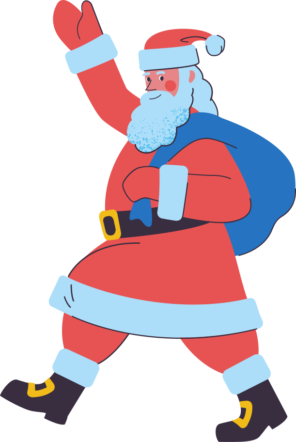 style santa Vector images in PNG and SVG | Icons8 Illustrations