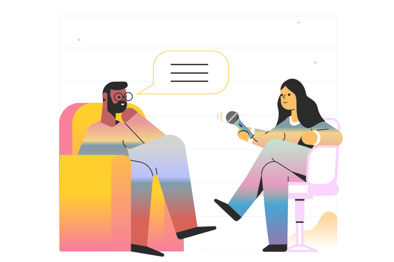 style Interview Vector images in PNG and SVG | Icons8 Illustrations