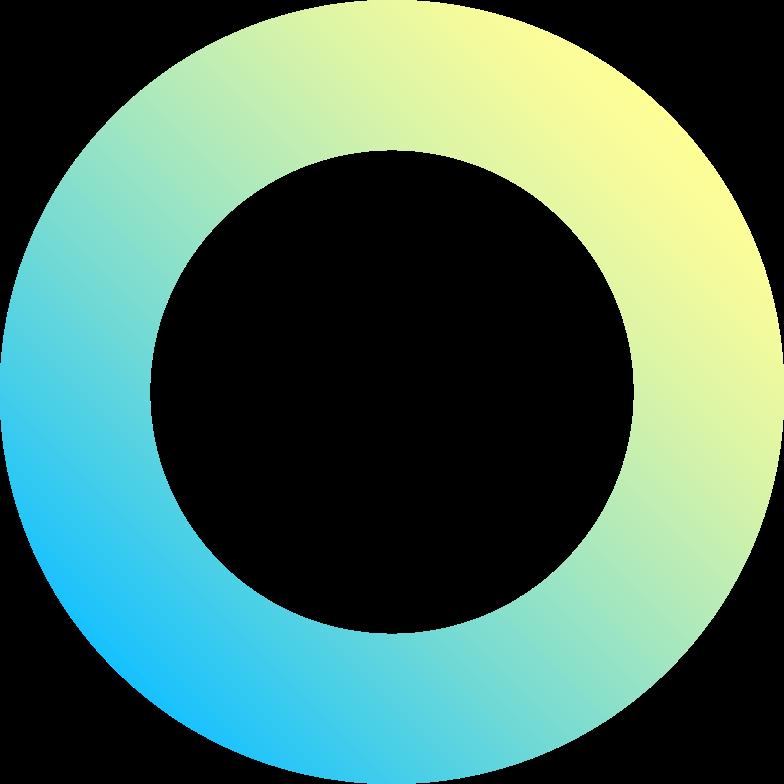 Imágenes vectoriales s nuevo círculo grdnt en PNG y SVG estilo  | Ilustraciones Icons8
