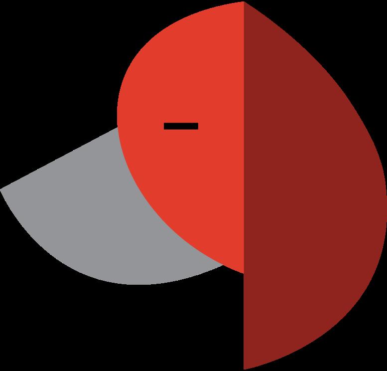 dog mask Clipart illustration in PNG, SVG