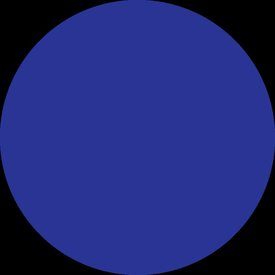 circle dark blue Clipart illustration in PNG, SVG
